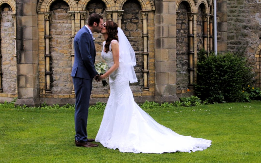Lancaster Wedding Video // Kate and John Highlights
