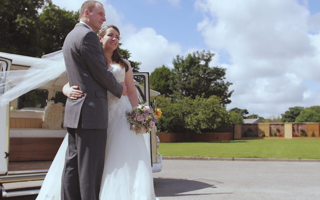 Rachel and Matthew –  Wedding video at Briars Hall Hotel Lancashire